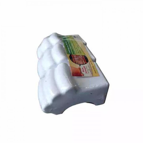 BABA No.951 White Pot Feet / stand / support (3pcs/Pack)